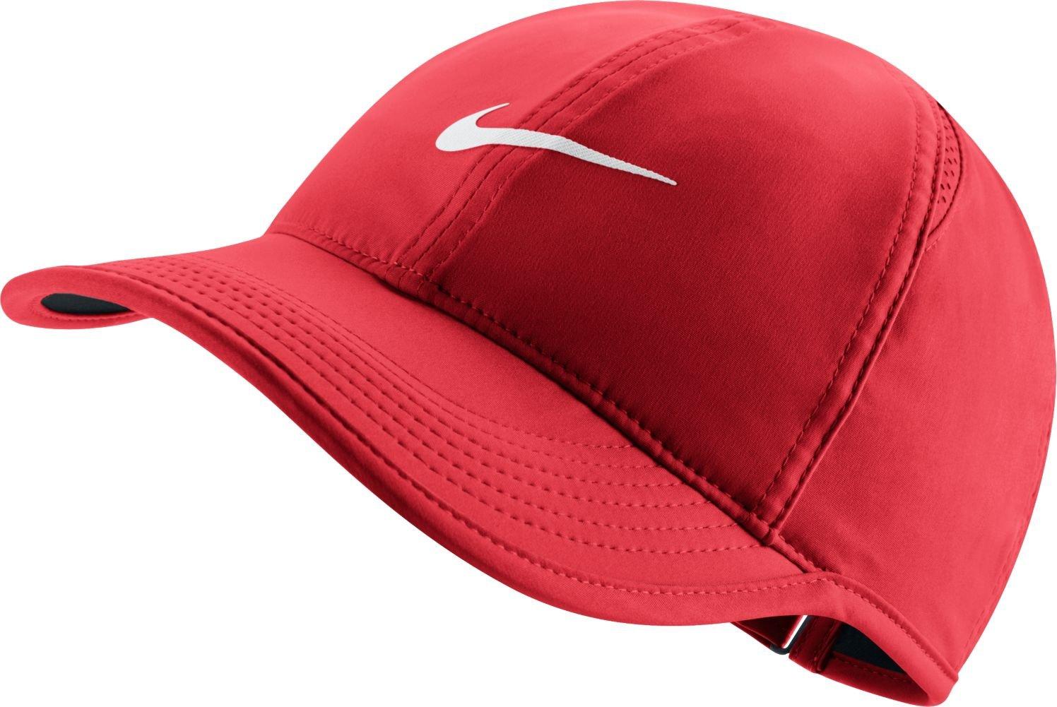 ナイキ(NIKE) ウィメンズ フェザーライト キャップ 679424 B010ED8W20 One Size|レッド(University Red) レッド(University Red) One Size