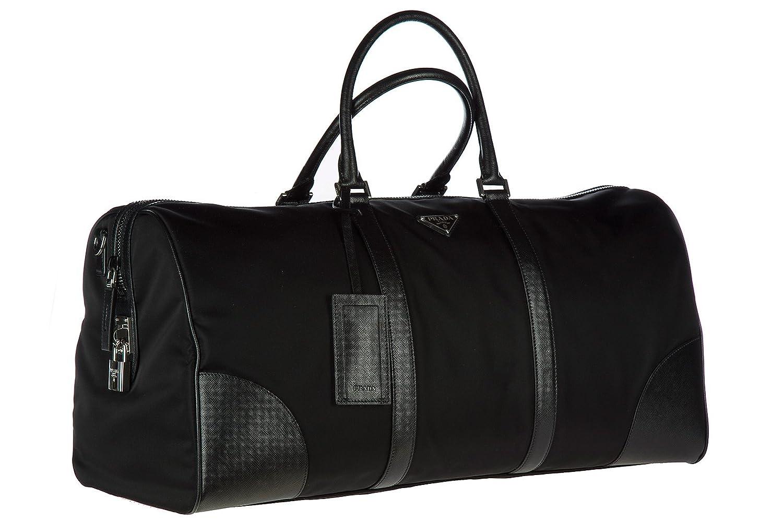 Prada travel duffle weekend shoulder bag Nylon black  Amazon.ca  Shoes    Handbags 65a722b664d22