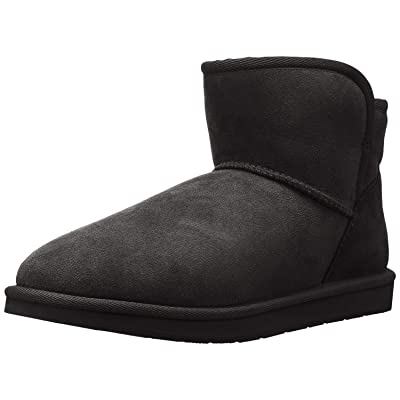 Amazon Brand - 206 Collective Women's Bellevue Shearling Ankle Boot: Clothing