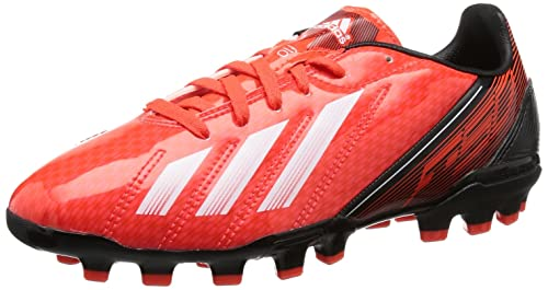 buy popular c3c08 2df03 Adidas F10 Traxion AG, Scarpe da calcio bambino, Rosso (Rot (infrared