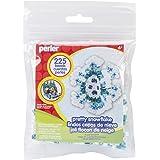 Perler Fun Fusion Fuse Bead Activity Kit, Pretty Snowflake