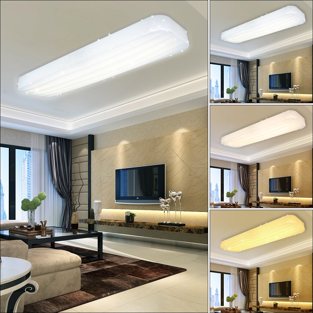 Büro & Schreibwaren Deckenleuchten 155in15 LED152W Deckenlampe