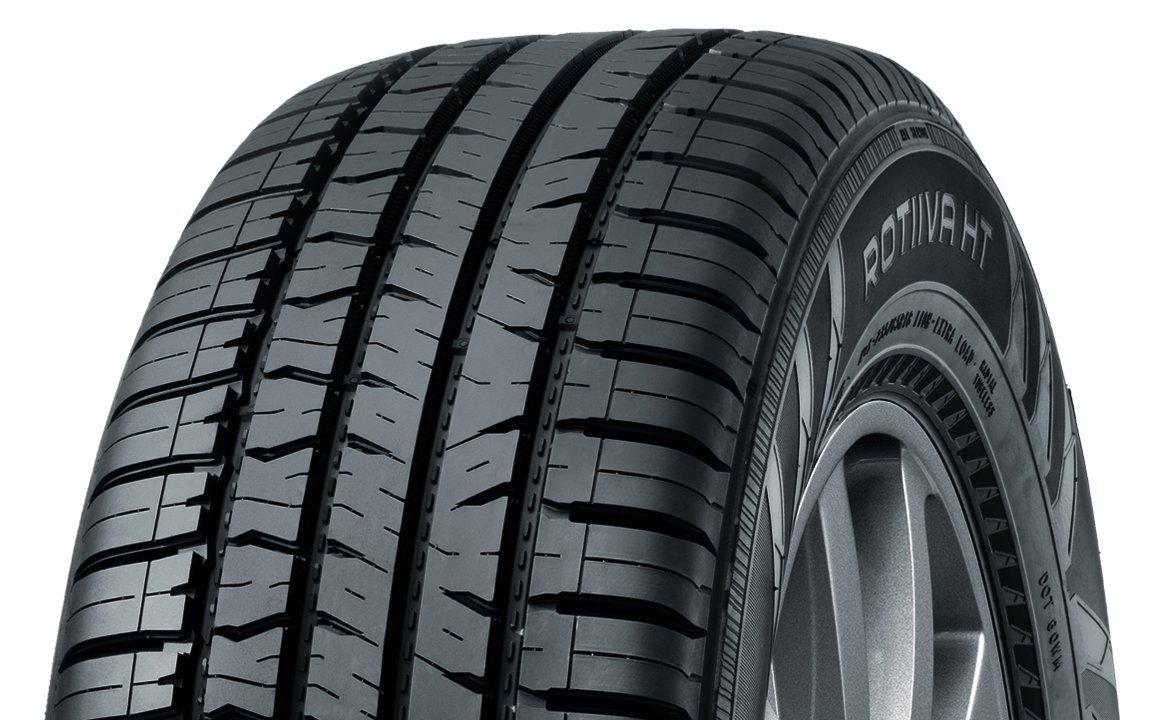 Nokian Rotiiva HT All-Season Radial Tire - 245/65R17 111T