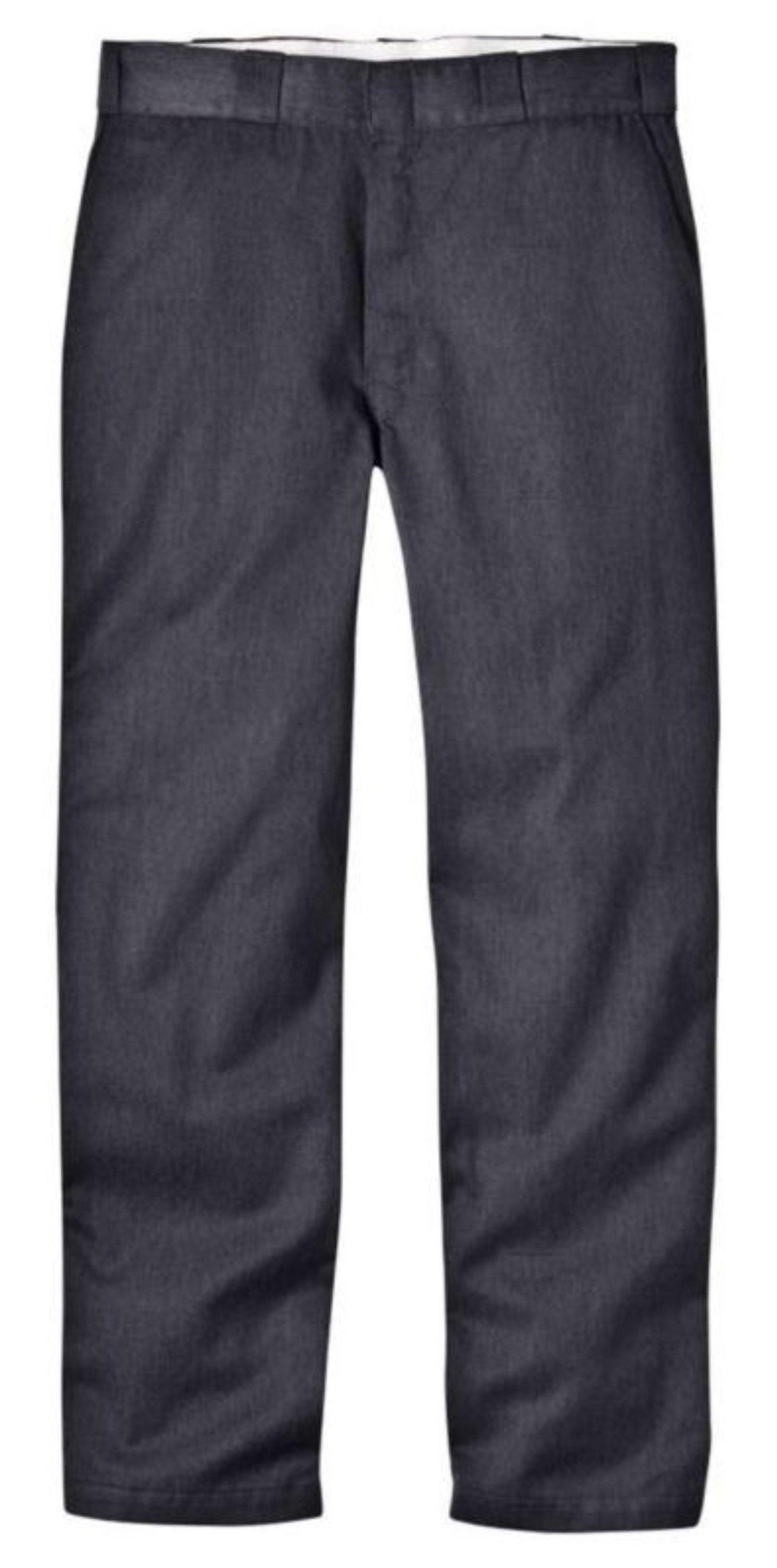 Dickies Men's Original 874 Work Pant, Charcoal, 29W x 32L