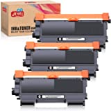 JIMIGO 3 Black TN450 High Yield Toner Cartridges Replacement for Brother TN450 TN-450 TN420 TN-420, for Brother HL…