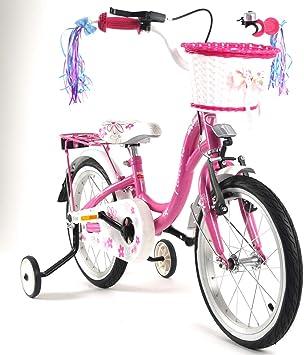 Barabike 16 FLO de Pin Bicicleta Infantil 16 Pulgadas Rueda de ...