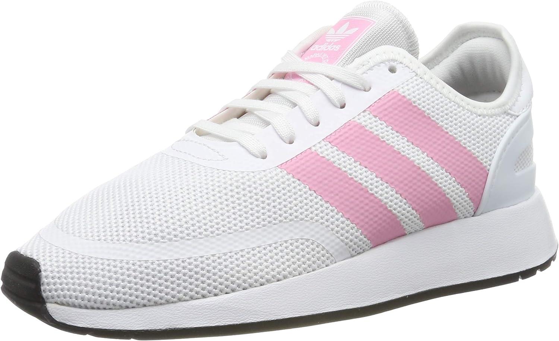 Adidas N-5923 J, Zapatillas de Gimnasia Unisex Niños: Amazon.es: Zapatos y complementos