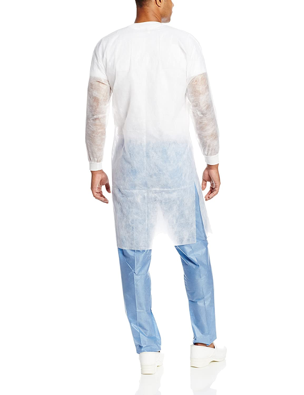Disposable latex coat