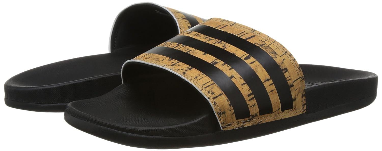 big sale c610f e33c6 adidas Adilette CF+ Cork, Chaussures de Plage  Piscine Homme Amazon.fr  Chaussures et Sacs