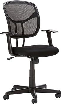 AmazonBasics 3407M-5 Mid-Back Mesh Chair