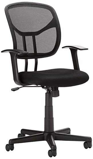 back midback mesh amazon new under chairs amazonbasics office end mid photo high best chair in