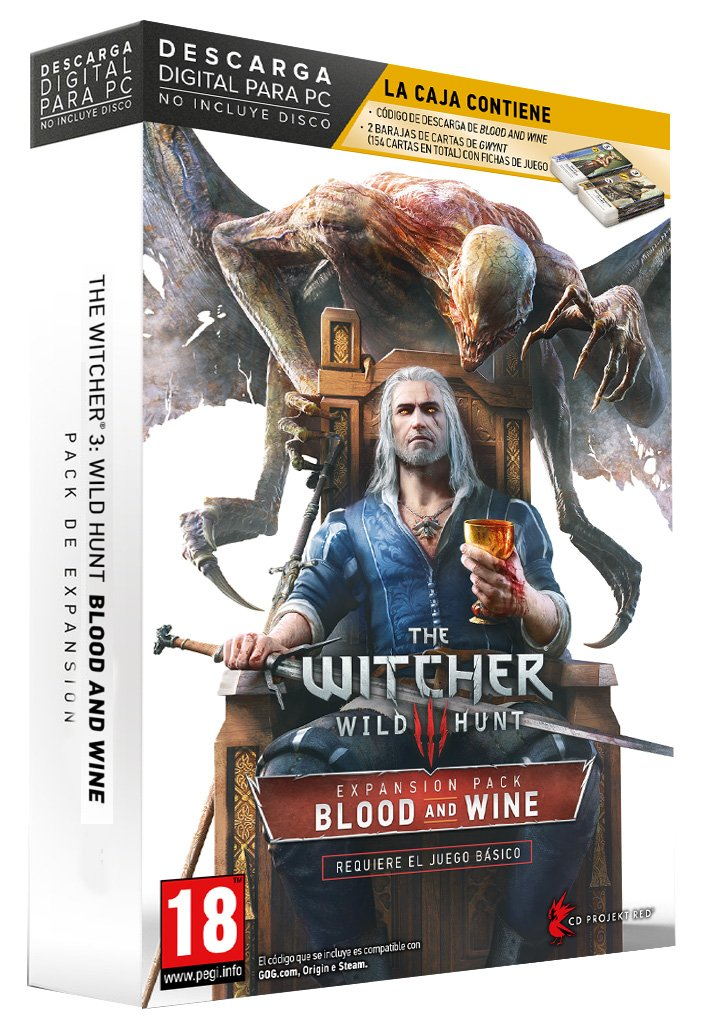 The Witcher 3: Wild Hunt - Blood And Wine: windows: Amazon ...