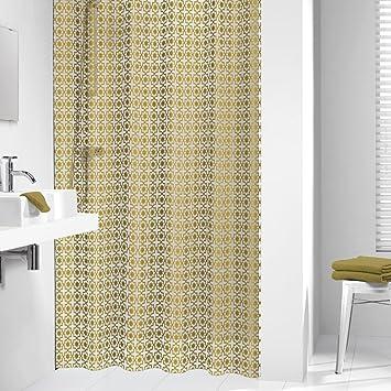 Sealskin 210861349 Shower Curtain Hamman Design 180 X 200 Cm