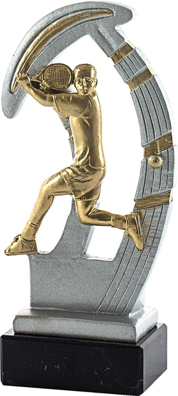 Art-Trophies AT44893 Trofeo Serie Deportes, Adultos Unisex, Plata ...