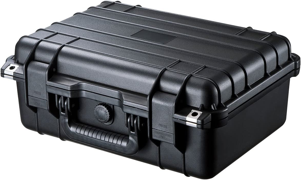 SANWA Supply Hard Tool Case Bag-HD4【Japan Domestic Genuine Products】