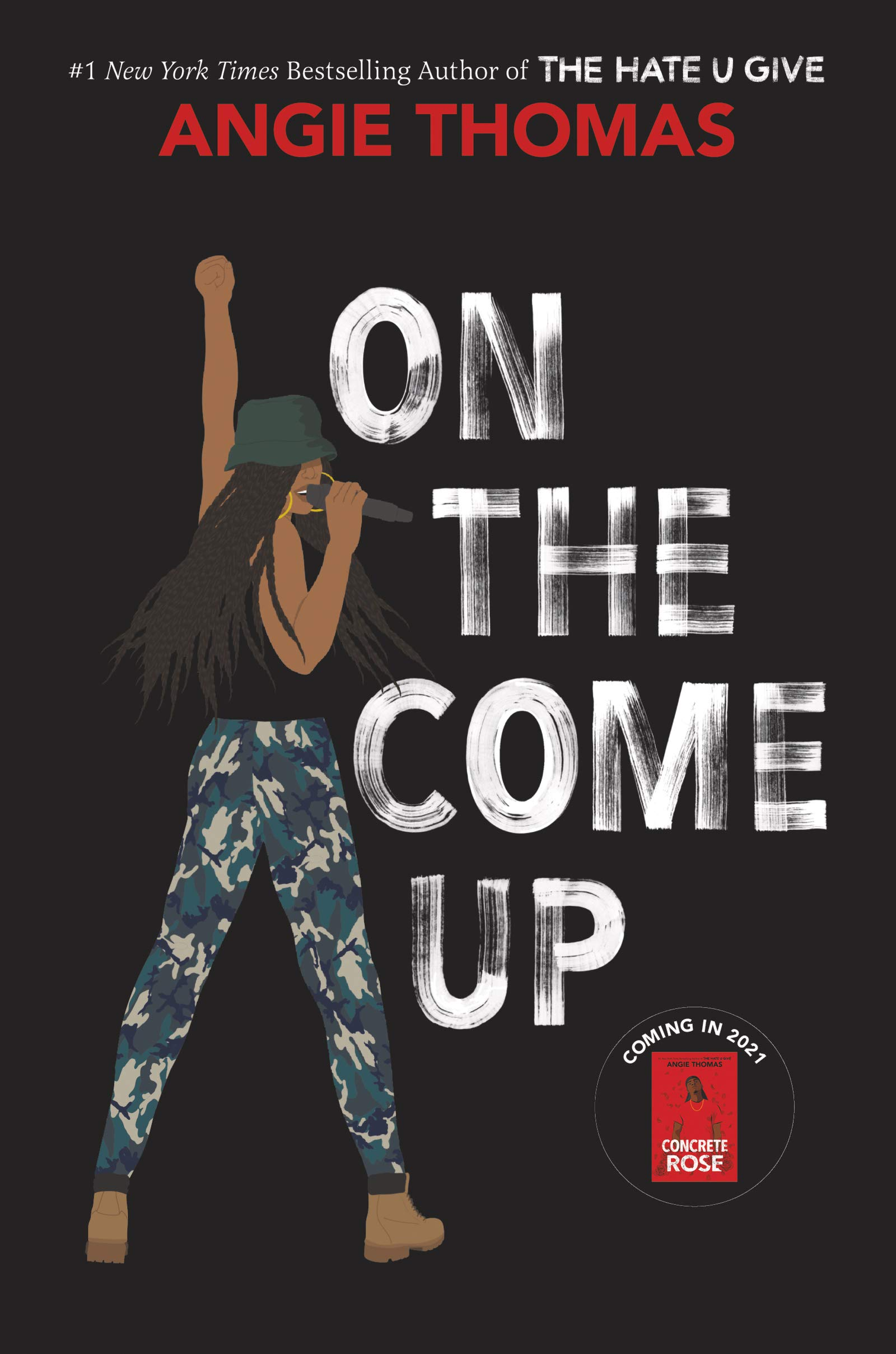 Amazon.com: On The Come Up (9780062498564): Thomas, Angie: Books