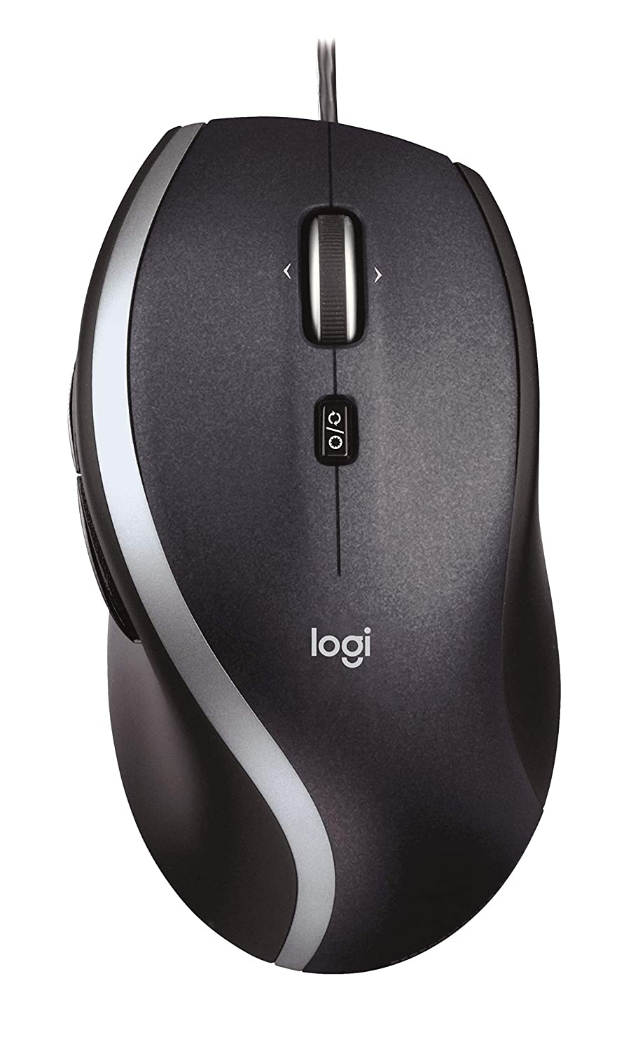 05bdb682c48 Amazon.com: Logitech M500 Corded Mouse – Wired USB Mouse for Computers and  Laptops, with Hyper-Fast Scrolling, Dark Gray: Electronics