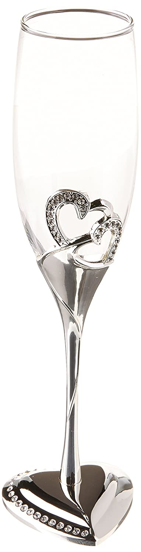 Unik Occasions Stunning Wedding Toasting Flutes/Champagne Glasses UO-TG-CS-3171A
