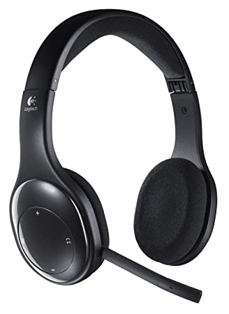 Logitech H800 auriculares inalámbricos para PC, tabletas y smartphones en empaquetado a granel Plus libre USB extensor de 3 pies: Amazon.es: Electrónica