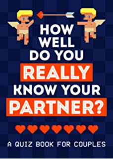 Couples quiz how well do you know each other