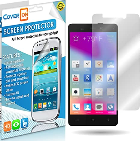 3 x Lot HD Transparente Anti Glare LCD Protector de Pantalla Funda ...