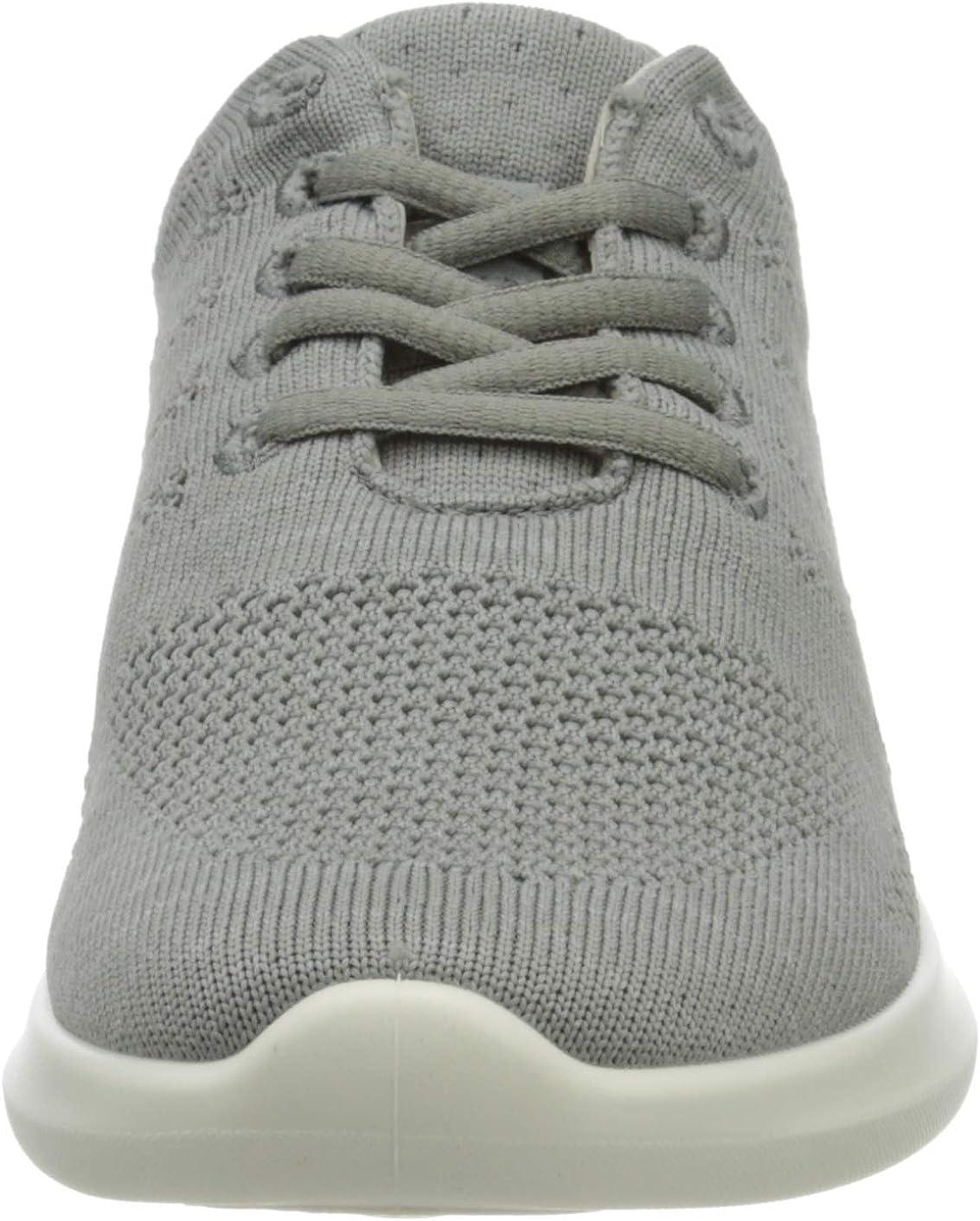 Hotter Women's Nova Sneaker Pebble Grey