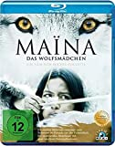 Maïna - Das Wolfsmädchen [Blu-ray] [Alemania]