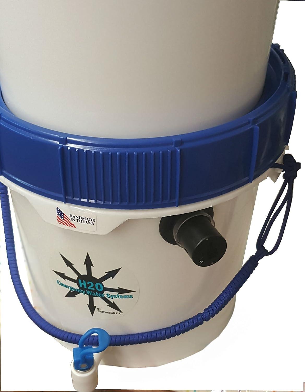3 Noir Bougie Filtres Gravity Well Ultra filtre à eau purificateur