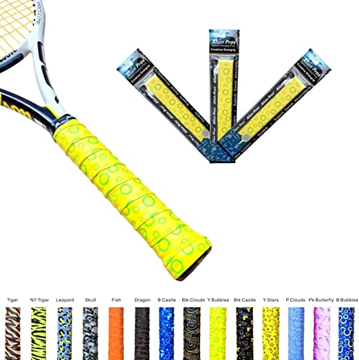 Alien Pros X-Tac Cinta de Agarre Adhesiva de Tenis Perfecta para ...