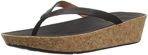 e3008d95667a5 FitFlop Women s Bon II Back-Strap Sandals Wedge