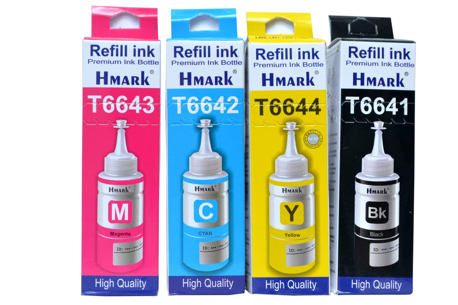 Print Cartridge 100ml Ink For Epson L100 L110 L130 L200 L210 L220 Tinta Original Magenta L300 L310 L350 L355 L360 L361 L365 L380 L385 L455 L485 L550 L555 L565 L1300