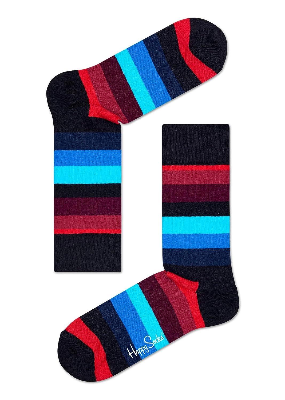 Happy Socks 41-46 multicolore 5 paia di calzini A1 bicolore