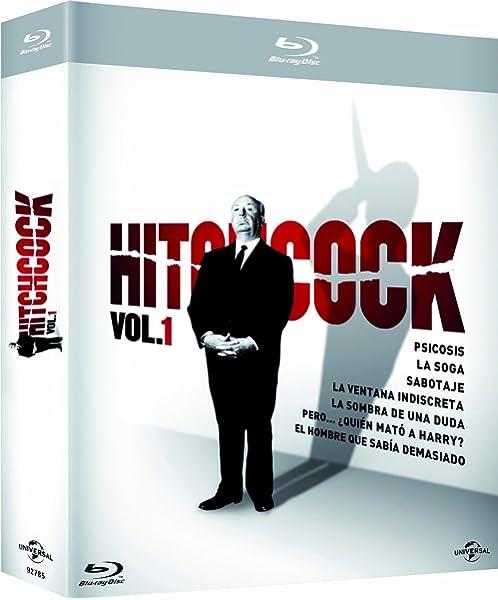 Pack: Hitchcock - Volumen 1 [Blu-ray]: Amazon.es: Priscilla Lane ...