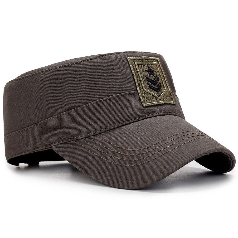 Yooeen US Army Cap Verstellbar Classical Baumwolle Military Cap Mütze mit Gute Qualität Stickerei Für Herren Damen
