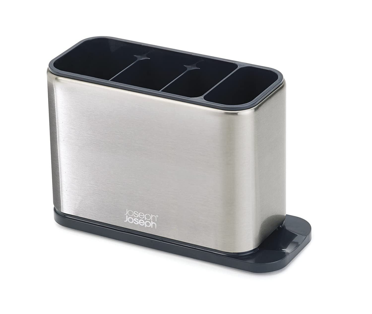 Joseph Joseph Surface Stainless-Steel Cutlery Drainer - Silver 85132