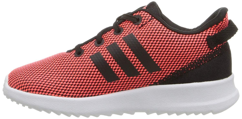 adidas Kids' Cf Racer Tr Running Shoe,Solar Red/Black/Solar Red,9K Toddler US by adidas