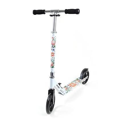 Apollo City Scooter - Pro Race - Big Wheel City Roller - Scooter robuste con maniallar Especialmente Alto para una Agradable Sensación de ...