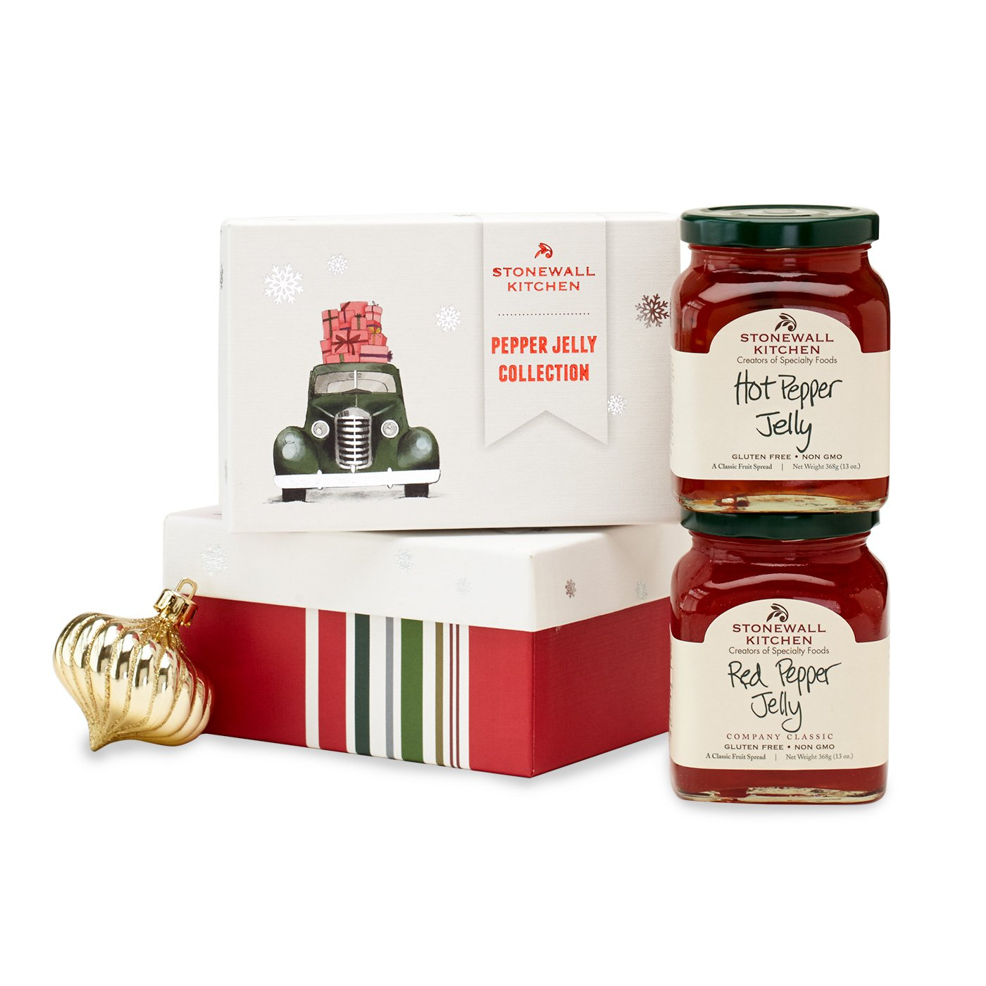 Stonewall Kitchen Jam Holiday Collections Multiple Flavors and