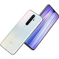Smartphone Xiaomi Redmi Note 8 Pro Versão Global 64gb 6gb ram Tela 6.53'' - Pearl White Branco