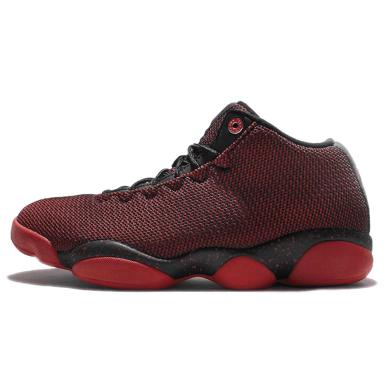 cheap for discount f598e 954aa Amazon.com   Nike Mens Jordan Horizon Low Black Red Black Gym Red-White  Mesh Size 13   Basketball
