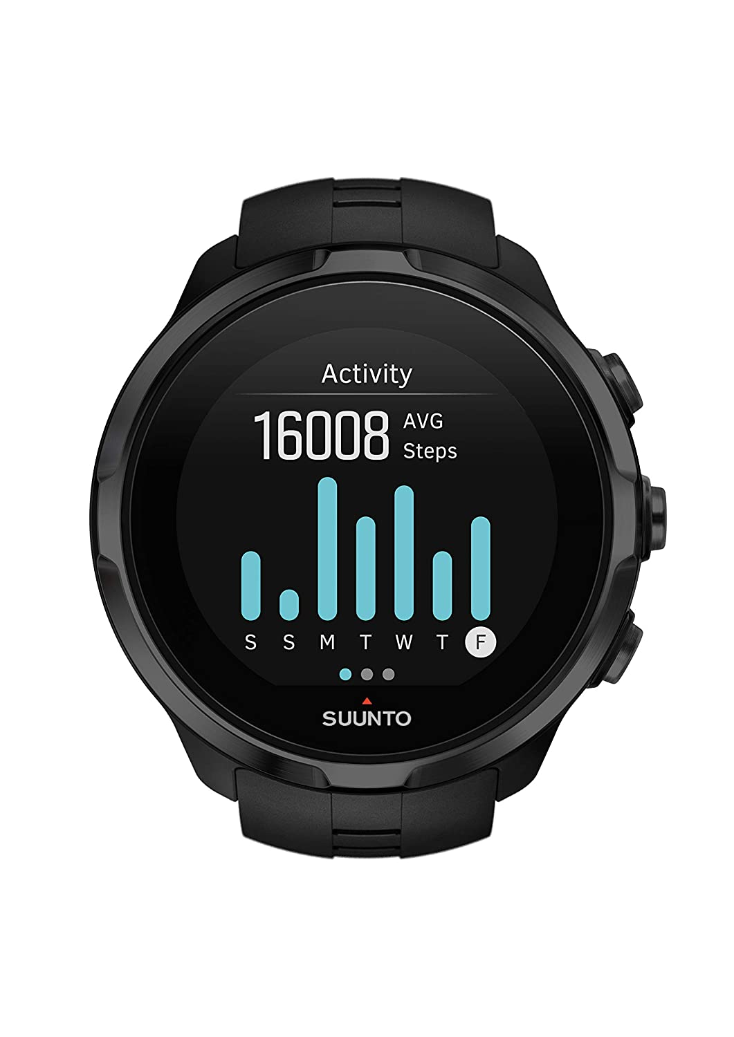 Amazon.com : SUUNTO Spartan Ultra Titanium Heart Rate Monitor Black ...
