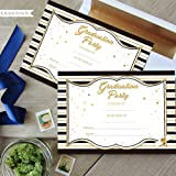 Graduation Party Supplies Invitations with