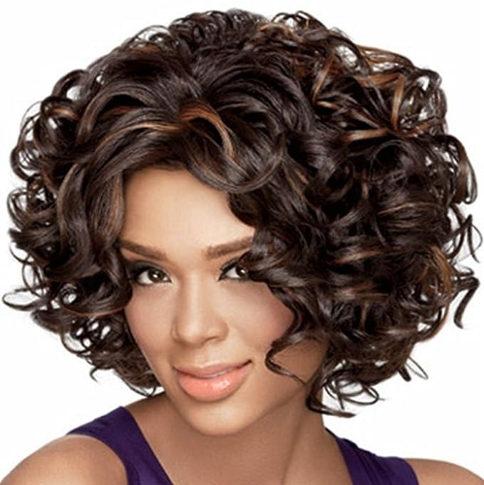 Accesorios para cabello corto rizado