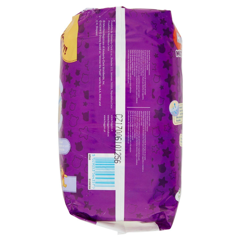mehrfarbig 30 St/ück 15 kg 25 kg Huggies Pannolini Mutandina Windeln f/ür M/ädchen Einwegwindel