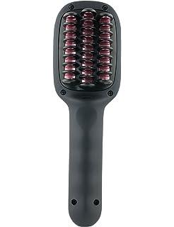 Ikoo Brush Womens E Styler Jet Beluga Black Brush Straightener