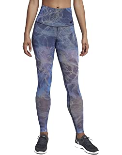 2df921a08efeb Nike Womens Power Printed Fitness Workout Athletic Leggings