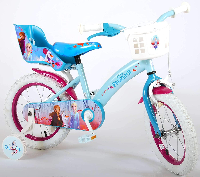 16 Pulgadas Chica bicicleta bicicleta niños Frozen Disney Frozen ...