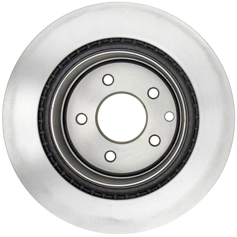 Magneti Marelli by Mopar 1AMR20319A Rear Disc Brake Rotor
