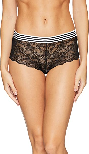 47ffc0cc08d Hanky Panky Womens Linette Boyshorts at Amazon Women s Clothing store