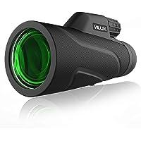 Vilux 12x14 BAK4 Prism Monocular Telescope with Low Night Vision